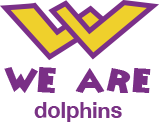 We are dolphins. Acquiring a new language