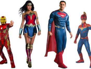 Vídeo: Super heroes. (nivel 1)